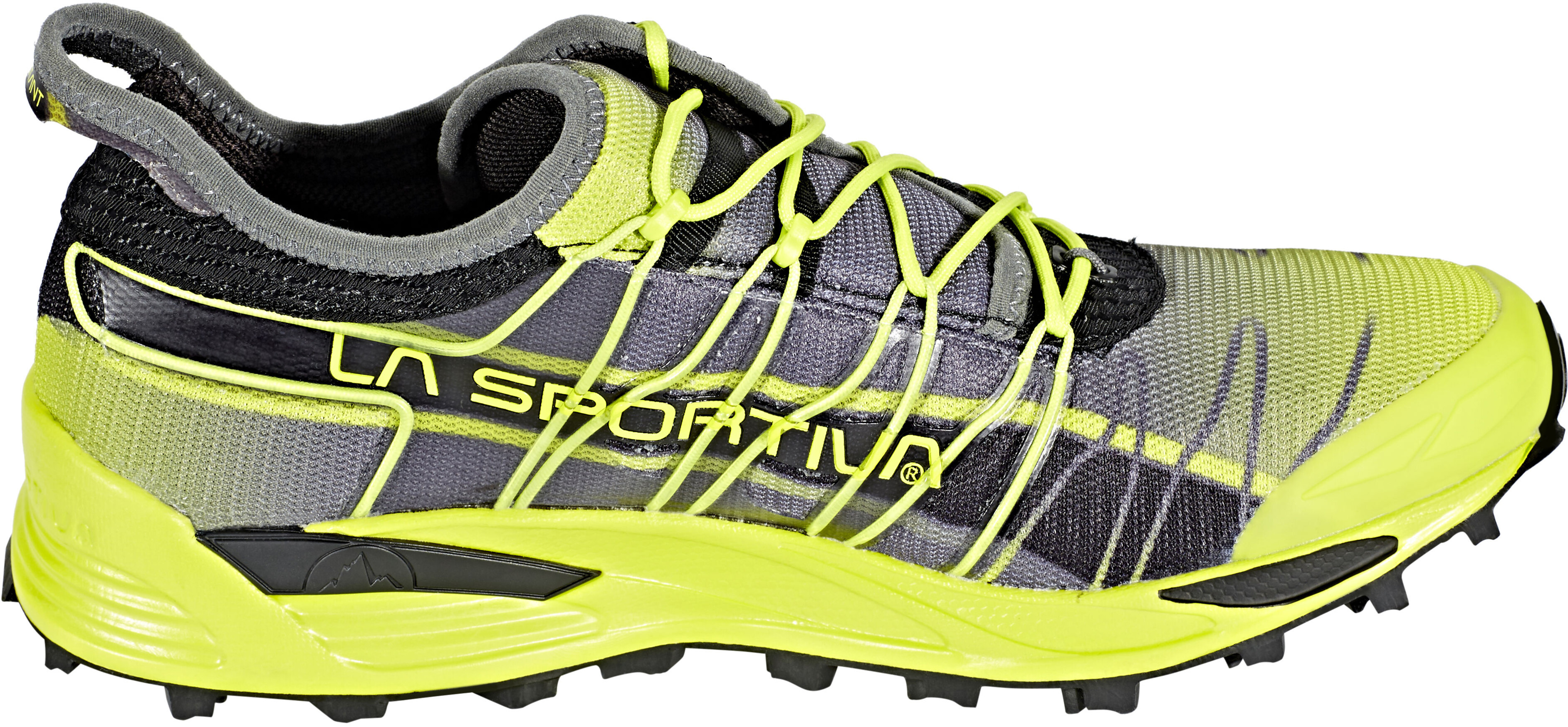ed70cb904e6 La Sportiva Mutant Running Shoes Men yellow grey